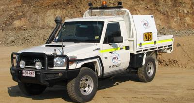 Mine Vehicle Hire in Mackay