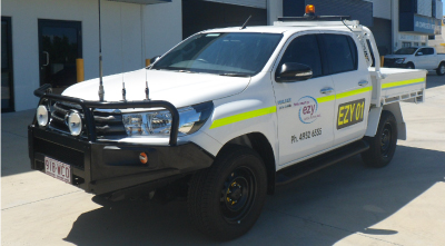MACKAY ANCAP 5 star rating Mine vehicle Rental Mackay BMA standard