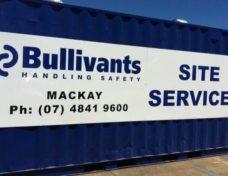 Container Signage