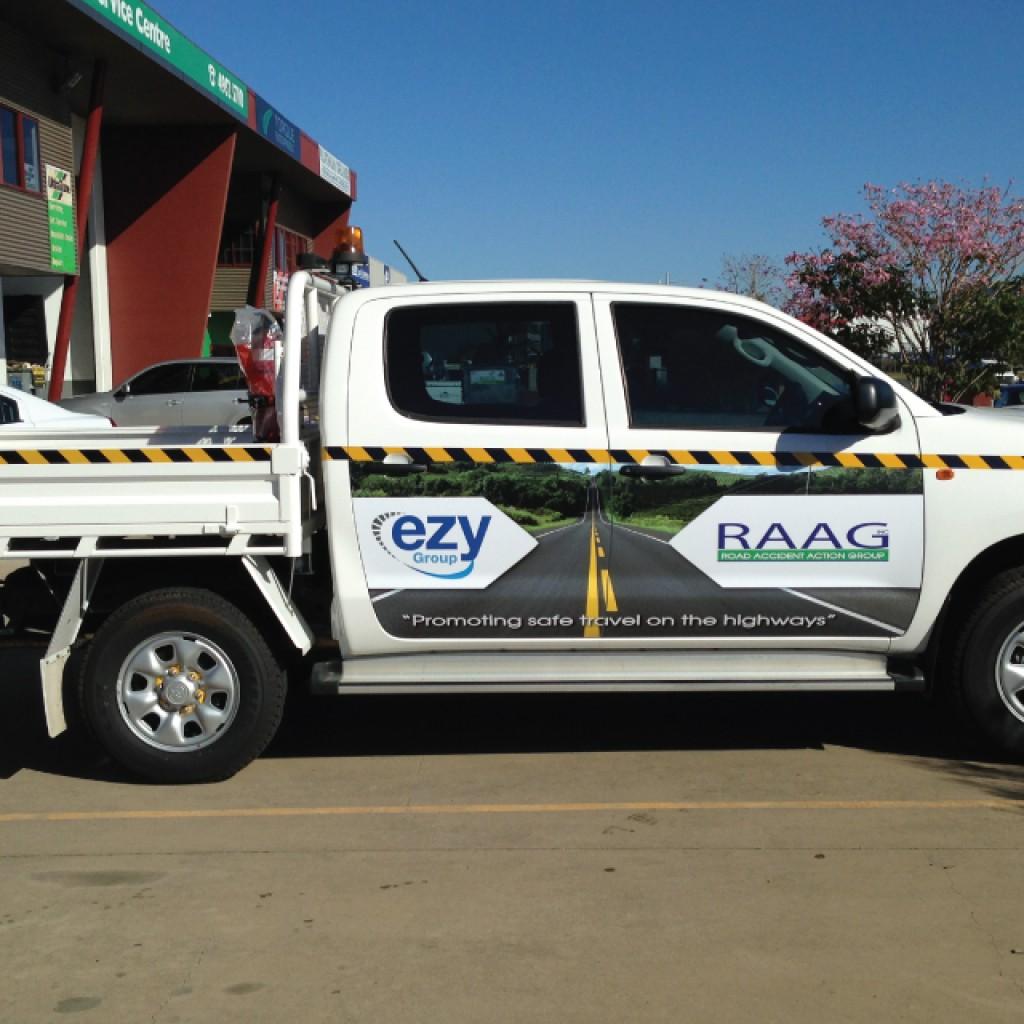 Vehicle Signage Ezy Group